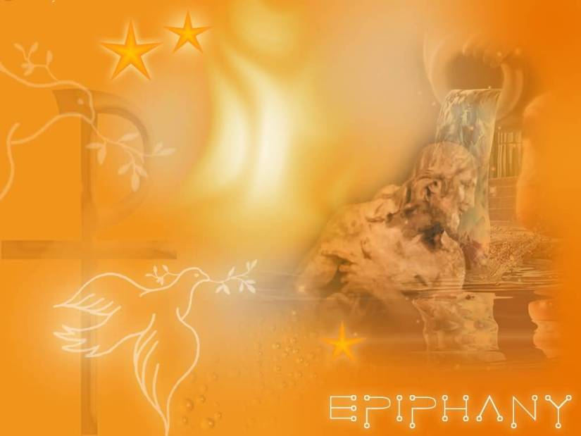 Happy Epiphany Wishes For Friend Image