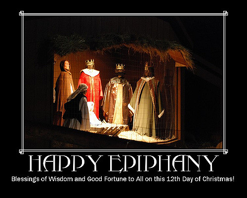 Happy Epiphany Wishes To Everyone