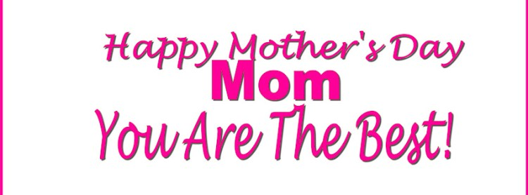 Happy Mother's Day You Are The Best Wishes Image