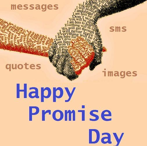 Happy Promise Day Image For Friend