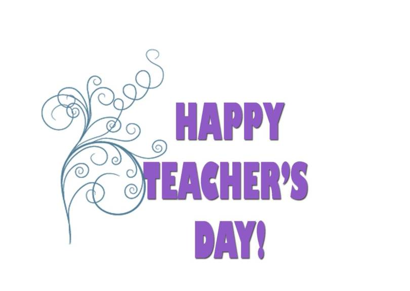 Happy World Teacher's Day Greetings Message Picture