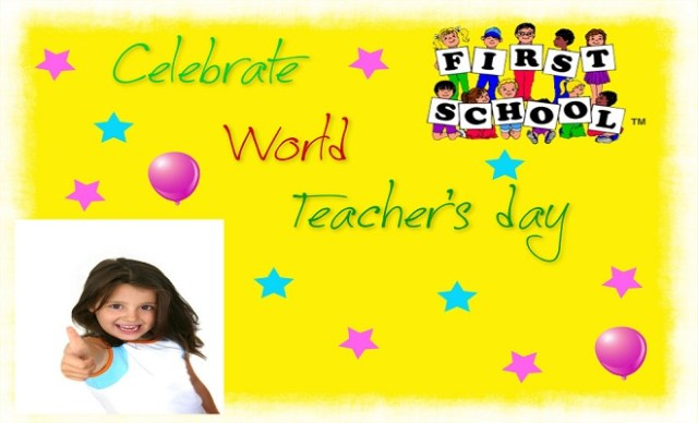 Happy World Teacher's Day Greetings To Everyone Image