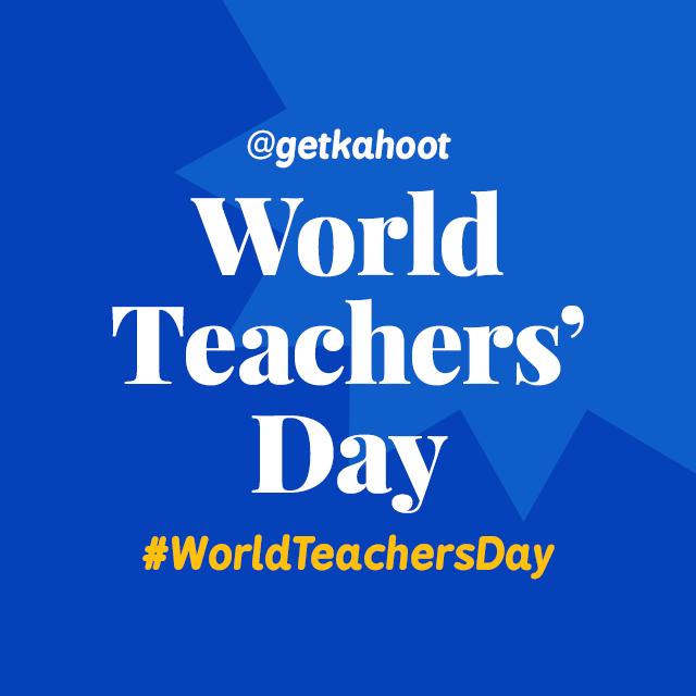 Happy World Teacher's Day Quotes Image