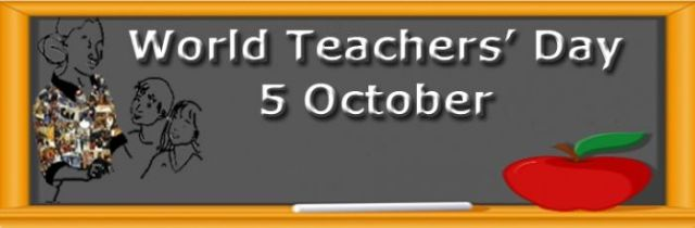 Happy World Teacher's Day Wishes Cover Image