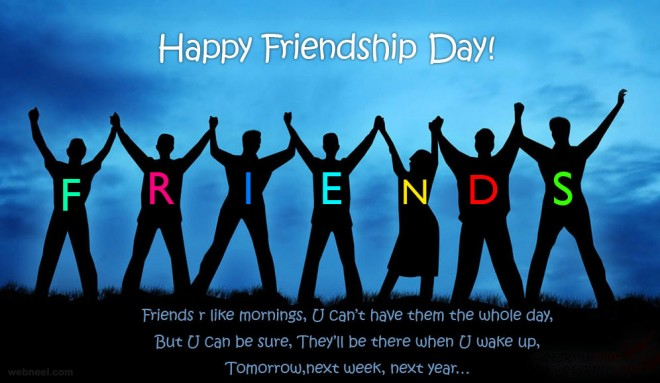Have A Great Day Happy Friendship Day Wishes Message Image
