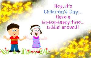 Have A Hip Hop Childrens Day Wishes Image