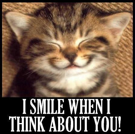 I Smile When I Think About You