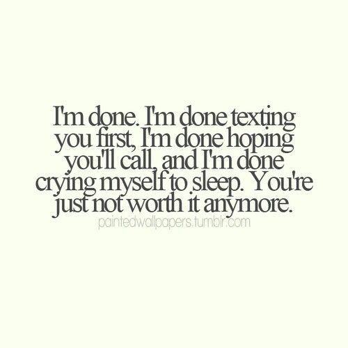Im Done Quotes Sayings 4