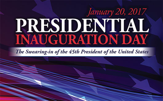 Inauguration Day 45th President Wishes Image