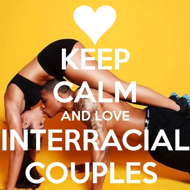 Interracial Love Quotes Keep calm and love interracial couples