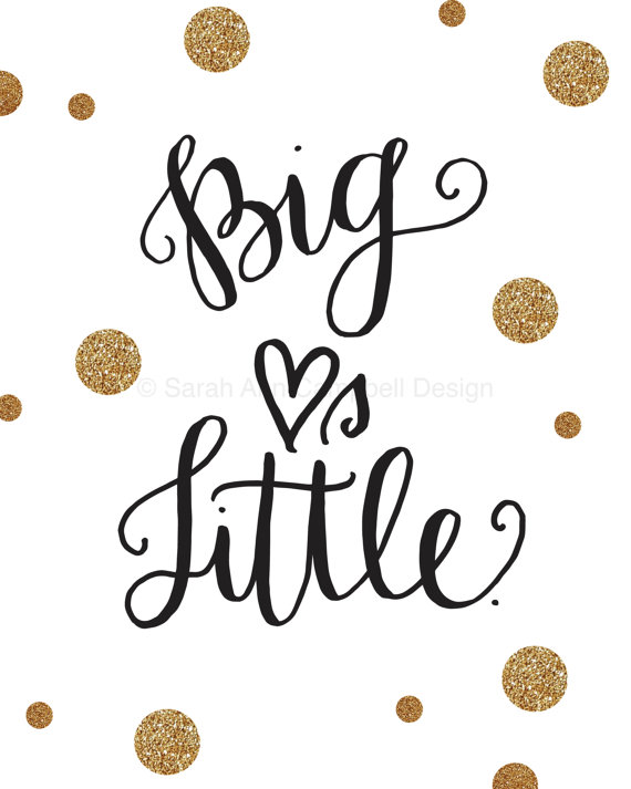Little Big Quotes Big is little
