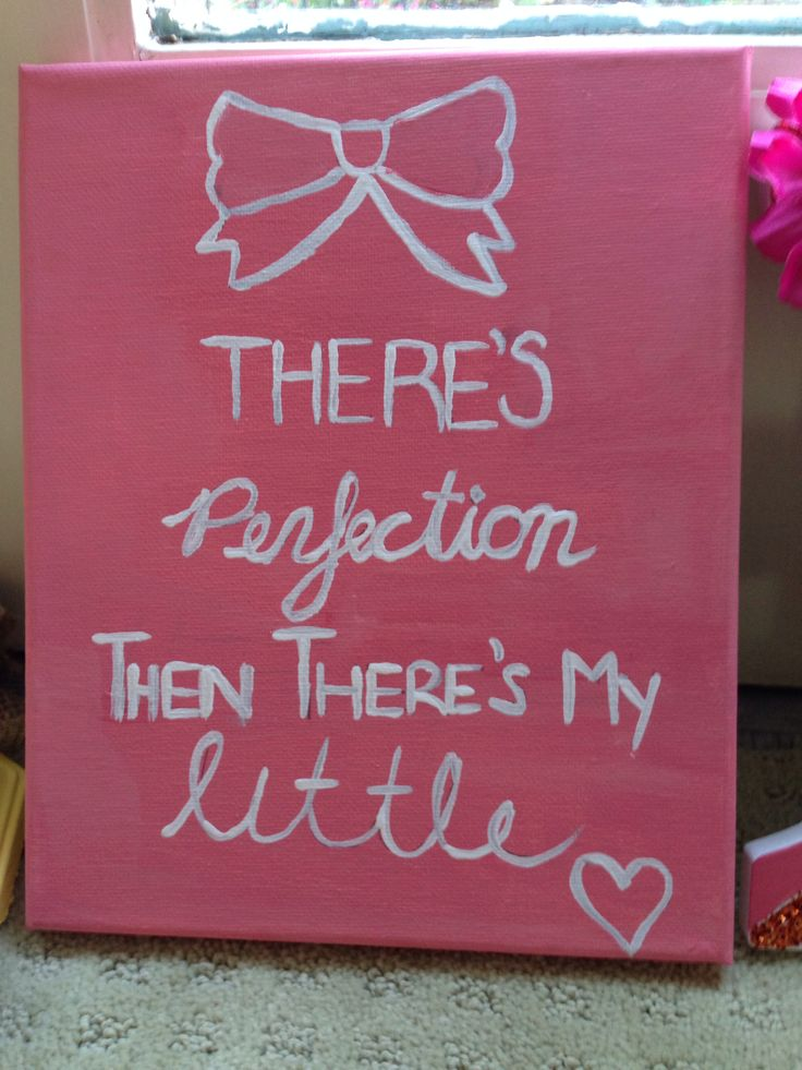 Little Big Quotes There's perfection then there's my little (2)