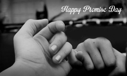 Love Message Happy Promise Day Image