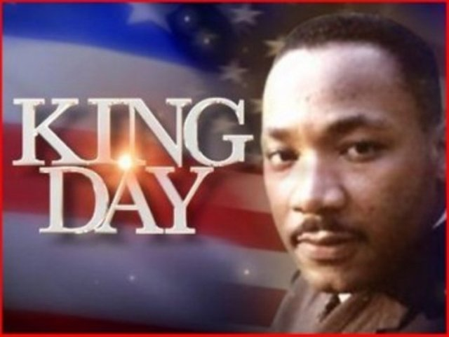 MLK King Day Greetings