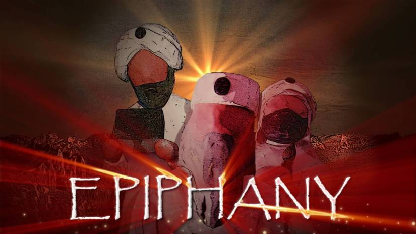 May The Lord Shower You With His Blessings On Epiphany And Always.