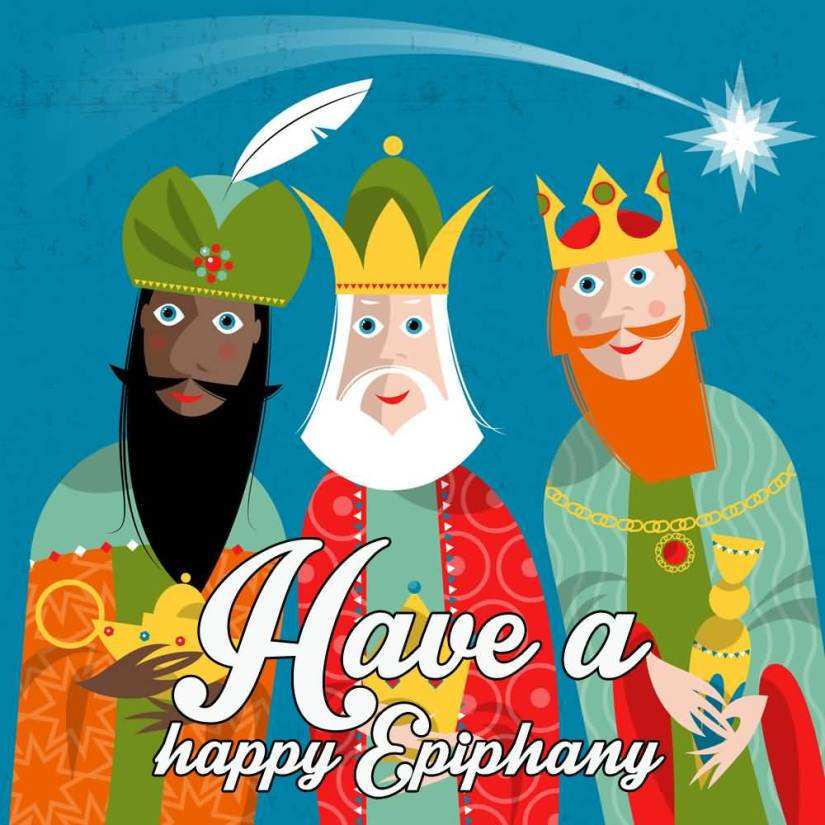 May The Supreme Lord Guide You To His Divine Light.. On Epiphany And Always..
