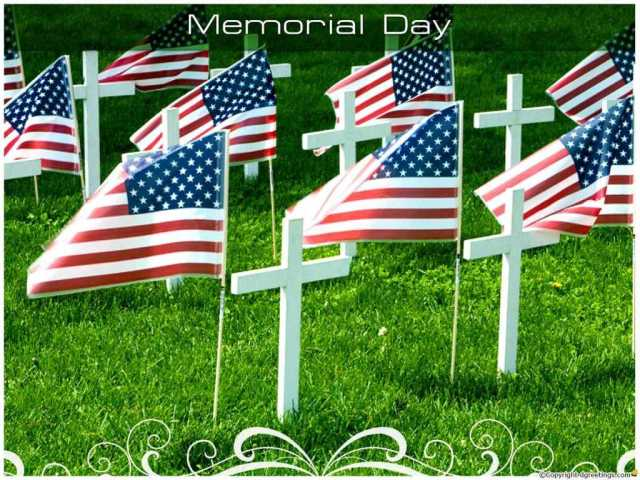 Members Have Made The Ultimate Sacrifice For This Nation. Memorial Day Image