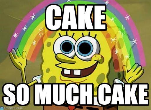 Meme Cake So Much Cake Image