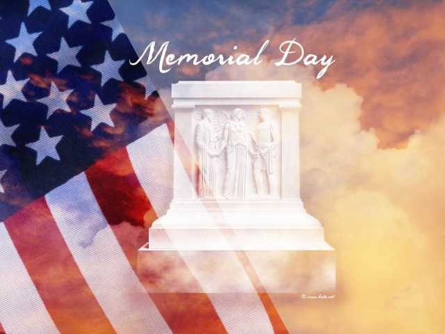 Memorial Day Is A Federal Holiday Image