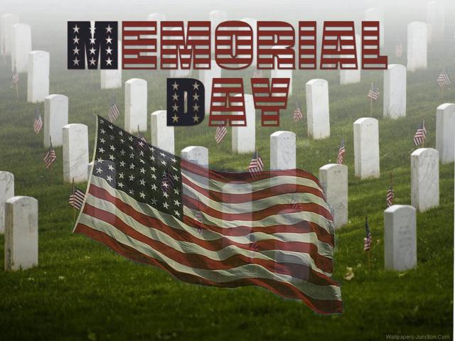 Memorial Day Remember Those Who Have Died