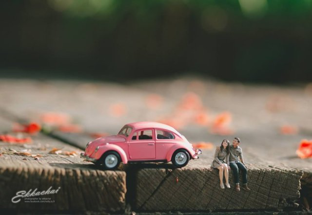 Miniature Wedding Photography 012