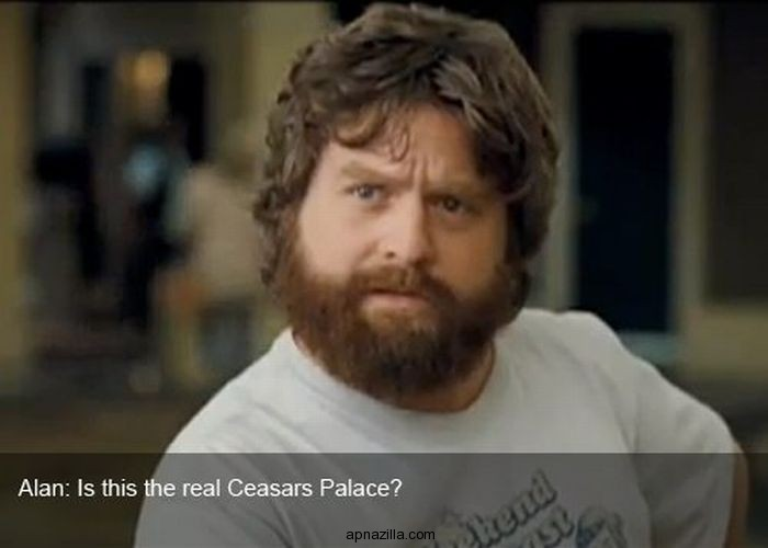 Movies Quotes Alan Is This The Real Caesura Palace