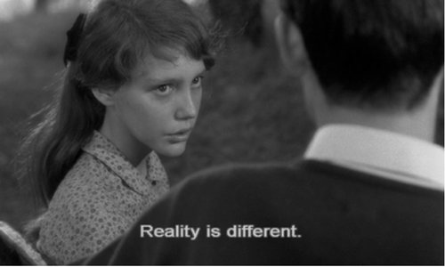 Movies Sayings Reality Is Different