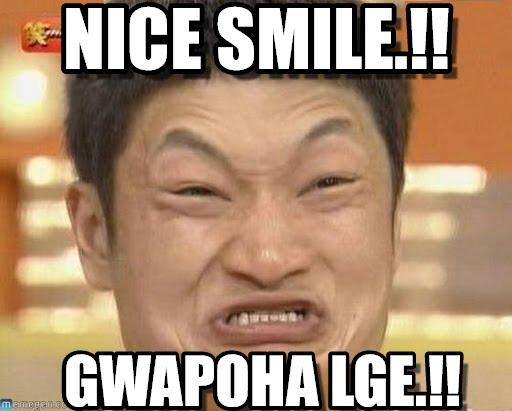 Nice Smile Gwapoha Lge