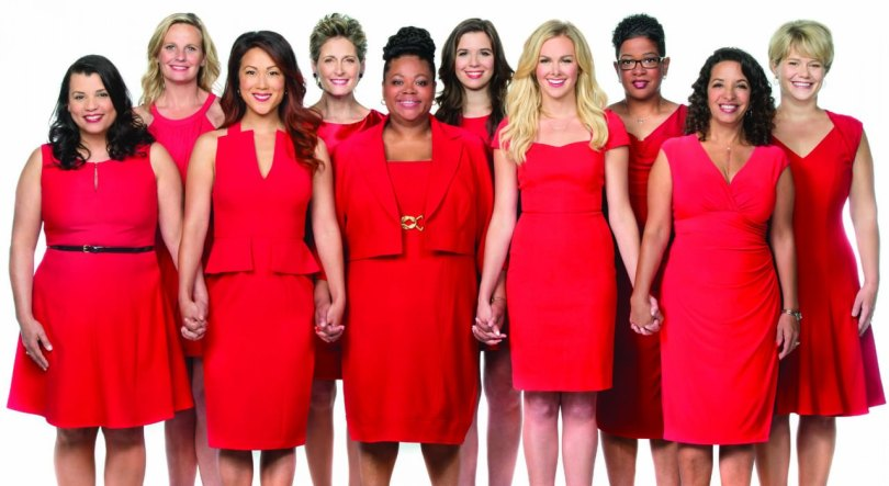 National Wear Red Day Images