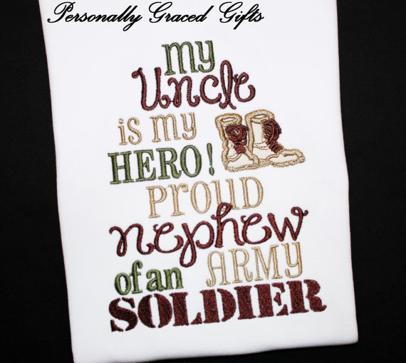Nephew Quotes My Uncle Is My Hero Proud Nephew Of An Army Soldier