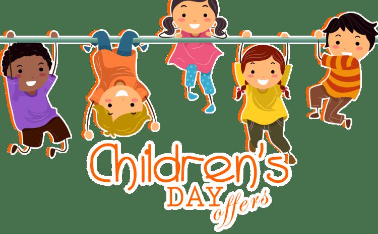 Playing Children Enjoy Your Day Happy Children's Day Children's Day Wishes