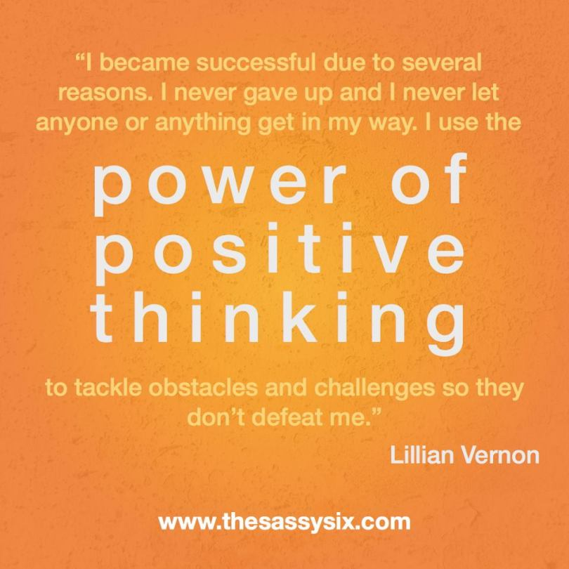 Positive Sayings I become successful due to several reasons I never gave up and i never let