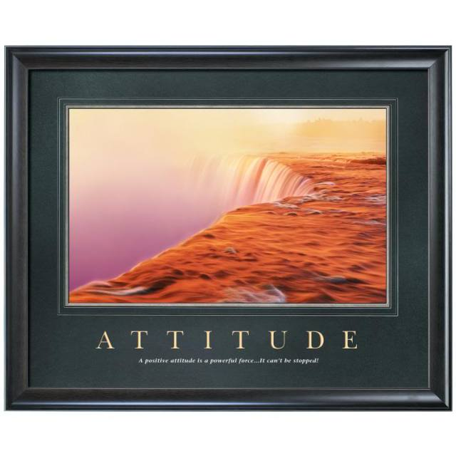 Positive Sayings attitude a positive attitude is a powerful force it can't be stopped