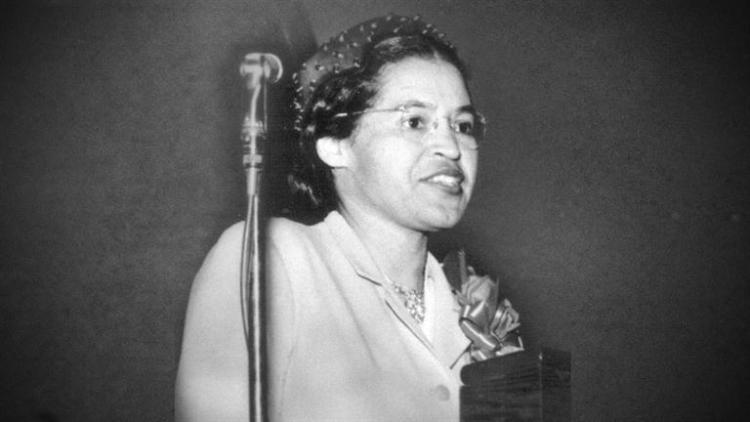 Rosa Parks Day Image