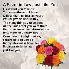 Sister In Law Quotes And Sayings 01