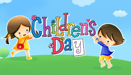 Special Childrens Day Wishes Image