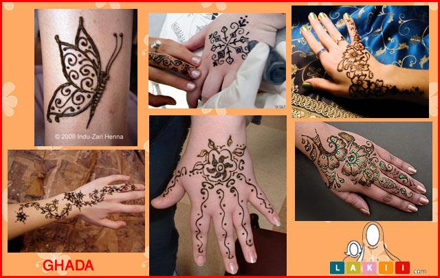 Stunning Henna Tattoo Images For Girls