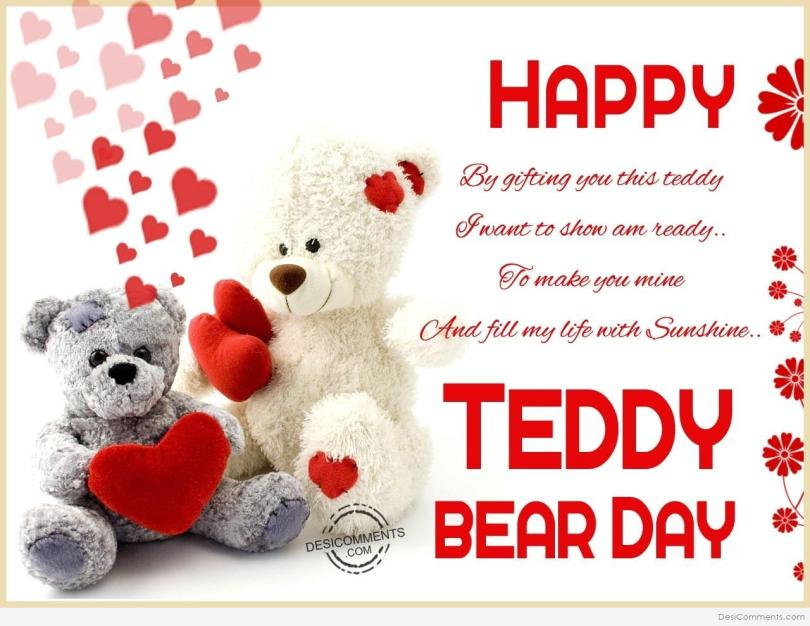 Teddy Bear Day Image
