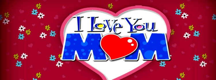To My Wonderful Mom I Love You Mom Happy Mother's Day Wishes Image