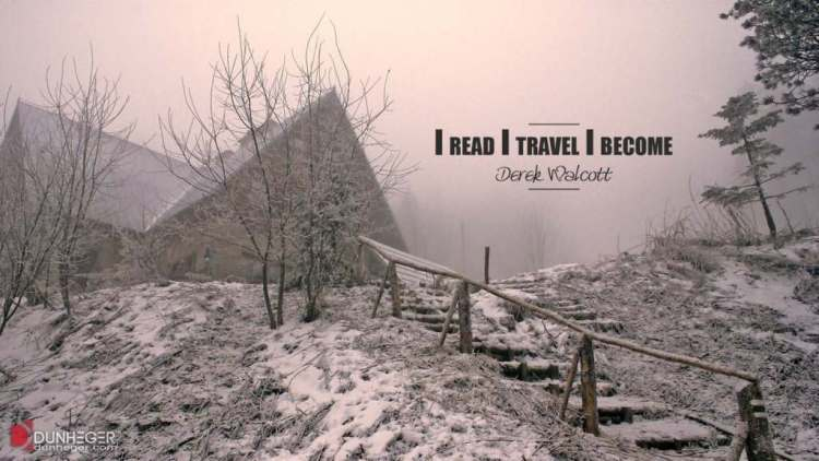 Travel Quotes i read i travel i become