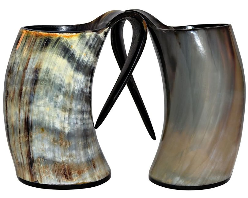 Viking Cup Drinking Horn 001
