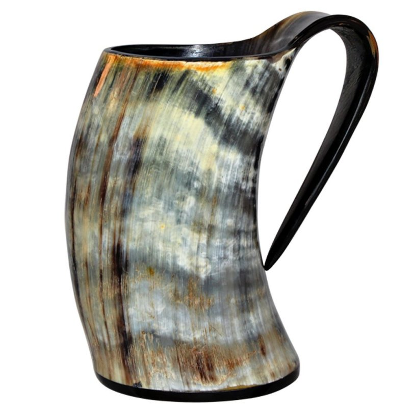 Viking Cup Drinking Horn 002