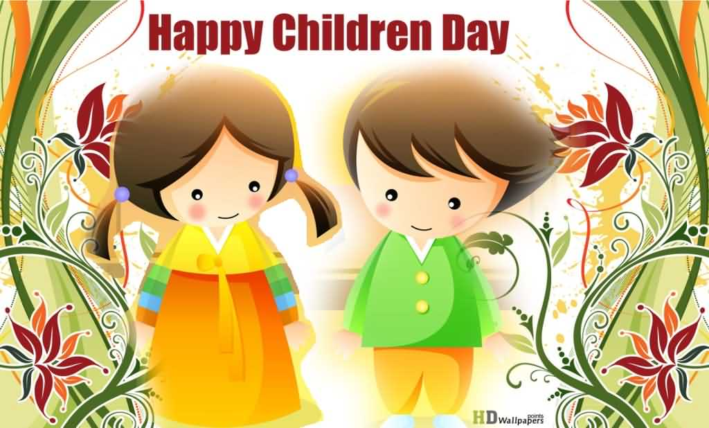 Wish You Very Happy Children's Day Wishes Image