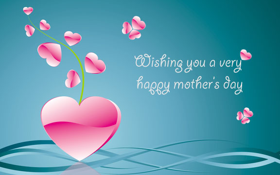 Wishing You A Very Happy Mother's Day Wishes Wallpaper