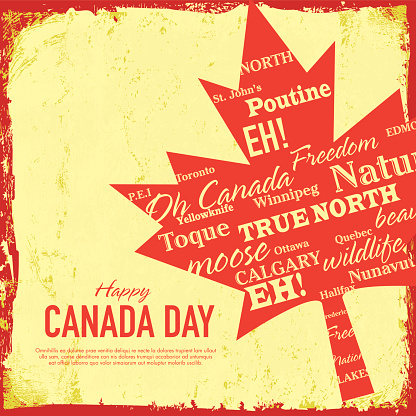 Wishing You Happy Canada Day Picture