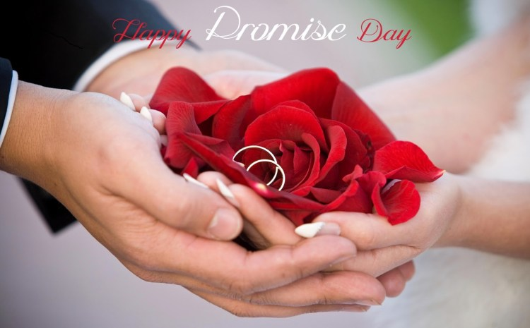 Wishing You Happy Promise Day Wishes Wallpaper
