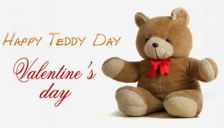 Wishing You Happy Teddy Day Valentine Day Wishes