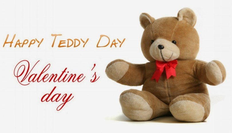 Wishing You Happy Teddy Day Valentine Day Wishes