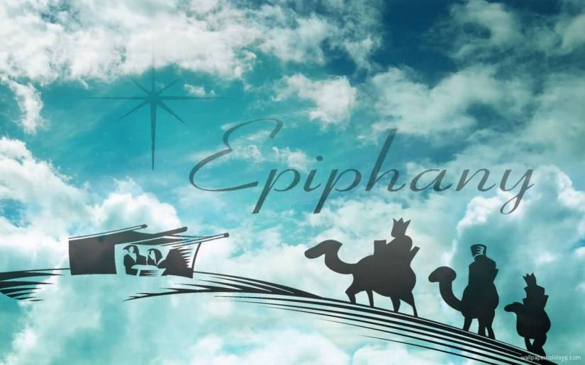 Wonderful Happy Epiphany Wishes Wallpaper