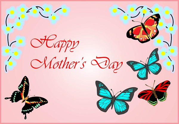 Wonderful Happy Mother's Day Wishes Message Image